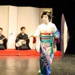 MICHIKO YAMAZAKIs traditioneller Tanz