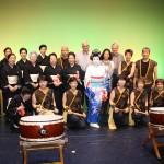 Nihon Buyo und Taiko – ein Fest für alle Sinne