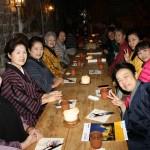 Gemeinschaftliches Abendessen