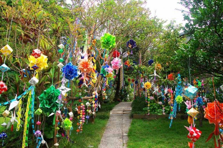 TANABATA – das Sternen-Fest und Fest der Liebenden – BUNDESGARTENSCHAU – Japan-Garten EGA-Gelände am 07.07.2021 / 15:30 – 18:30 Uhr