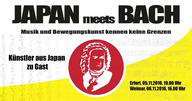 Japan meets Bach