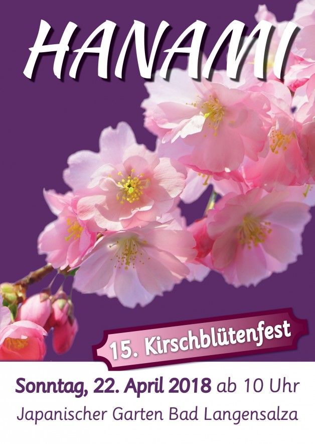 Hanami – Kirschblütenfest